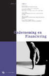 Onderneming en Financiering